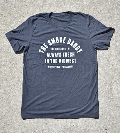 Smoke Daddy Shirt